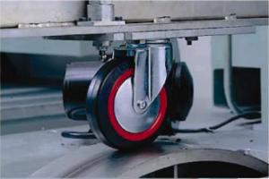 Caster Wheels Testing