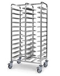 Bakery Oven Rack on wheels