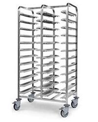 Bakery Oven Rack on wheels