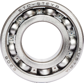 castor wheel bearings