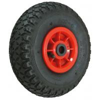 "Pneumatic Wheel 10"" Inch (260mm Diameter) - Max 120Kg"